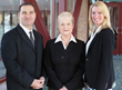 Three of five MBSP  Physician Assistants, L-R Frank Hepfer, Carol Jerosimich, and Wendy Riekers