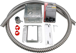 Electrical Rough-in Kit with Conduit