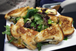Award-winning artisan grilled cheese sandwich from The Farmer's Wife