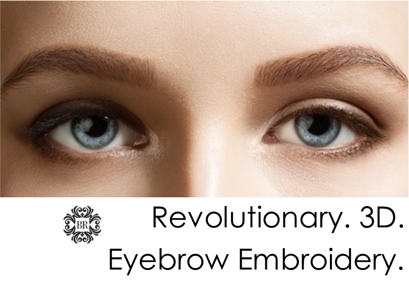 Bella reina the delray beach a list spa features 3d for 1 salon eyebrow embroidery