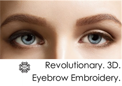 3D Eyebrow Tattoo - Eyebrow Embroidery Bella reina Spa