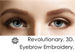 "Bella Reina, The Delray Beach ""A-List"" Spa Features 3D Eyebrow Embroidery"