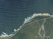 Satellite image of Sijung coast in November 2012
