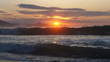 Sunrise at Majon Beach, Hamhung