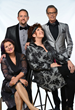 Manhattan Transfer performs at the 2015 Vancouver Wine & Jazz Festival