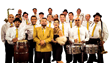 Pacific Mambo Orchestra performs at the 2015 Vancouver Wine & Jazz Festival