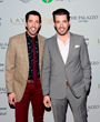 Property Brothers Jonathan & Drew Scott Walk The Red Carpet at the Coach Woodson Las Vegas Invitational