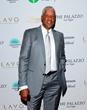 "Julius ""Dr J"" Erving Walks the Red Carpet at the Coach Woodson Las Vegas Invitational"