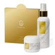 Creative Silk anti-aging kit combines contouring overlays with hydrating cream and mist