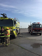 1989 Pumper Truck used at Fort Dodge Regional Airport Disaster Drill 2015