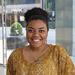Kyrah Teel, Mayor's Intern Fellow at Sendero, a management consulting firm