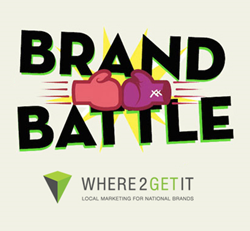 Street Fight Brand Battle, Sams Club Digital Marketing, Costco Digital Marketing
