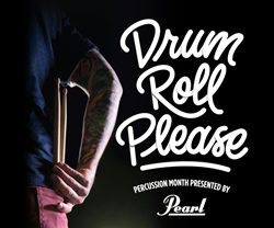 Music & Arts and Pearl announce drum set giveaway and more.