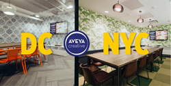 Aveya Creative DC NYC locations