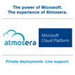 Atmosera Becomes the Newest Microsoft Cloud OS Network Partner to Deploy Hybrid Microsoft Clouds