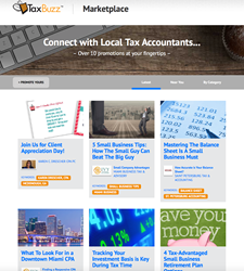 Tools for CPAs and Tax Accountants to get more web traffic.