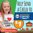 Casey's General Store and MDA Join Forces to Help Send Kids with Muscle Disease to Summer Camp
