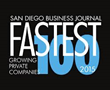 PayLease Featured on the San Diego Business Journal's Fastest Growing Private Companies List