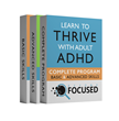 New Adult ADHD Product Disrupts the Status Quo