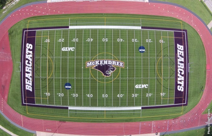 Mckendree Bearcats Are Ready To Play On Their Shaw Sports