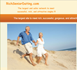 RichSeniorDating.com Has Been Launched for Successful, Rich, and Attractive Over 40 Singles.