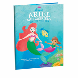 Hallmark Personalized Books - The Little Mermaid