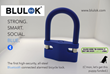 BLULOK® Separates the Locks from the Toys in Emerging Smart Lock Segment