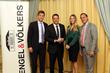 Engel & Völkers Miami Brickell won an award for most transactions.