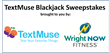 The TextMuse Blackjack Sweepstakes Brings 21 Weekly Prizes and In-app Only Access to Deeply Discounted Fitness Tools from Wright Now Fitness to Sculpt a Perfect Body
