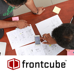 Frontcube - Digital design and development agency