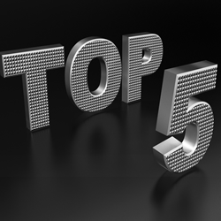 Top 5 VPS Hosting Providers in 2015