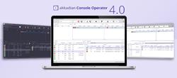 New akkadian Console Operator UI