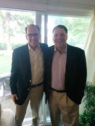 Staige J. Davis CEO of Four Seasons Sotheby's International Realty welcomes new Director of Marketing Chuck Alexander
