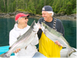 Southeast Alaska's Wild Coho Salmon Run to Peak in August: Waterfall Resort Announces Limited Availability for 2015 Sport Fishing Adventures