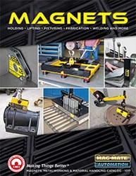 New Magnets catalog for material handling