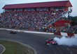 Elko Speedway Eve of Destruction Heats Up for a Full Crowd