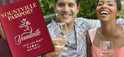 "Yountville Chamber of Commerce's ""Taste Life Here"" Passport Program utilizes the CellarPass platform"