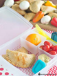 Freezable Pizza Pockets Bento Box