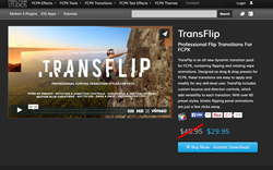 Pixel Film Studios Transitions
