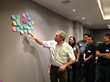 Hubert Smits at Belatrix Scrum Master Certification 2014