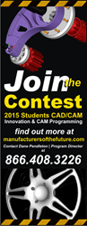 Manufacturers of The Future CAD-CAM student Contest