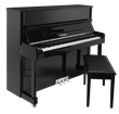 "SZV-48 48"" Vertical Acoustic Piano"