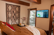 New electronics in condominium bedrooms and living areas are also part of the Platinum upgrades to Antlers at Vail guest suites that won the Colorado hotel its top-level ranking.