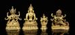 Chinese Bronze Buddhas