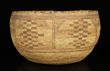 19th C. Native American Storage Basket