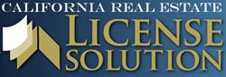 California Real Estate License Solution