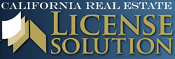 California Real Estate License Solution