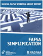 Early FAFSA Opens Door to Further Simplification