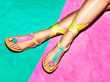 First Fully Transformable Ladies' Sandals Prove That Sustainable Fashion is Not Boring