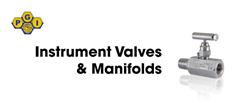 pgi valves and manifolds